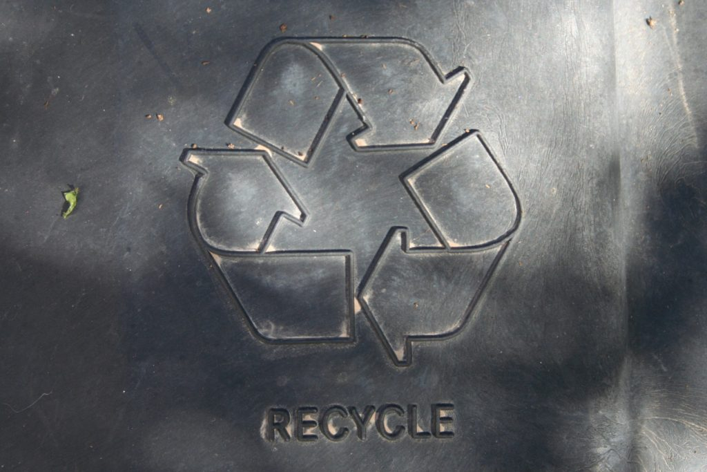Has the pandemic affected area recycling?