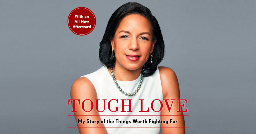 Susan Rice's memoir is out in paperback on August 4, 2020.