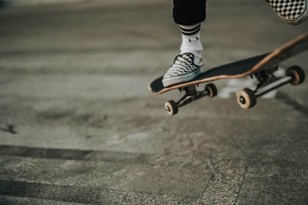 A study from University of Southern California funded by the Tony Hawk Foundation found that skaters of color feel more safety from judgment within the skateboarding community than in nonskating contexts.