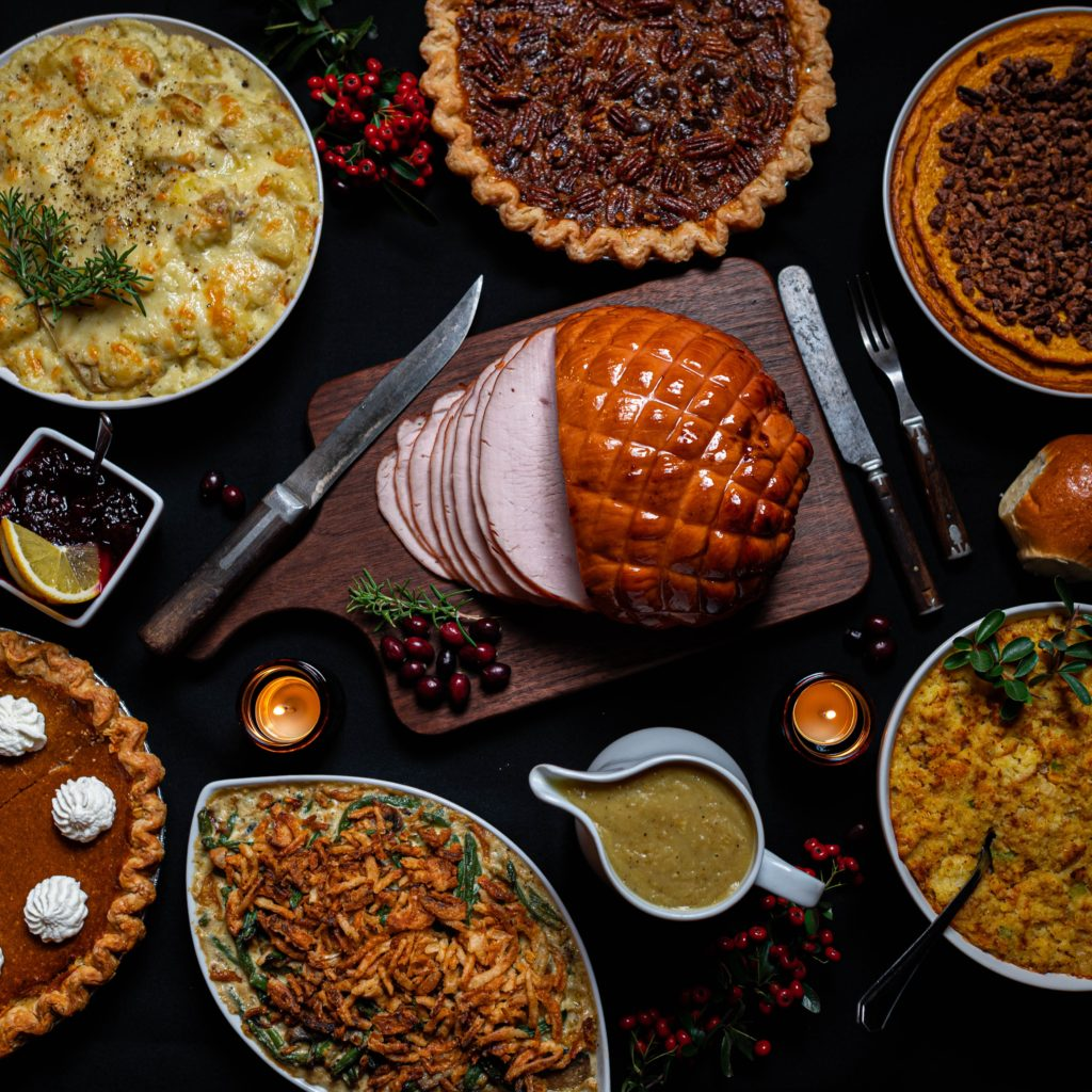 The holidays may look different without their traditional foods.