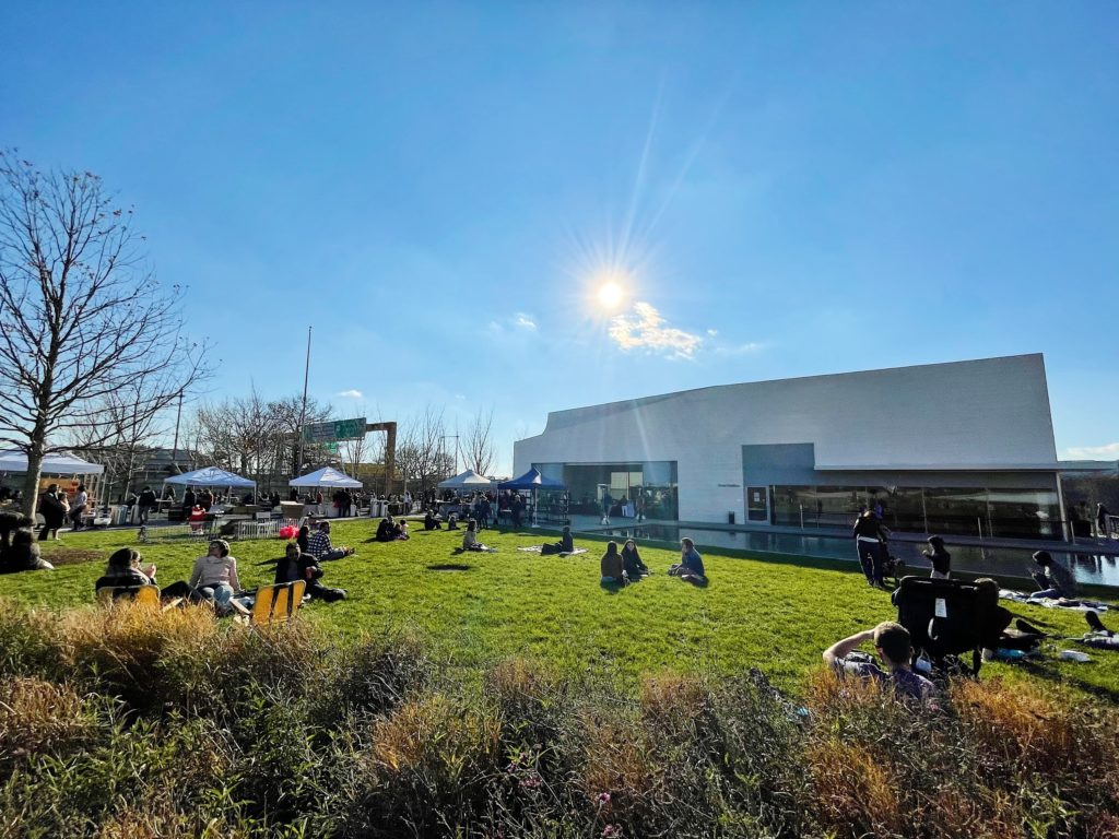 Victura Park's Holiday Market at the REACH at Kennedy Center