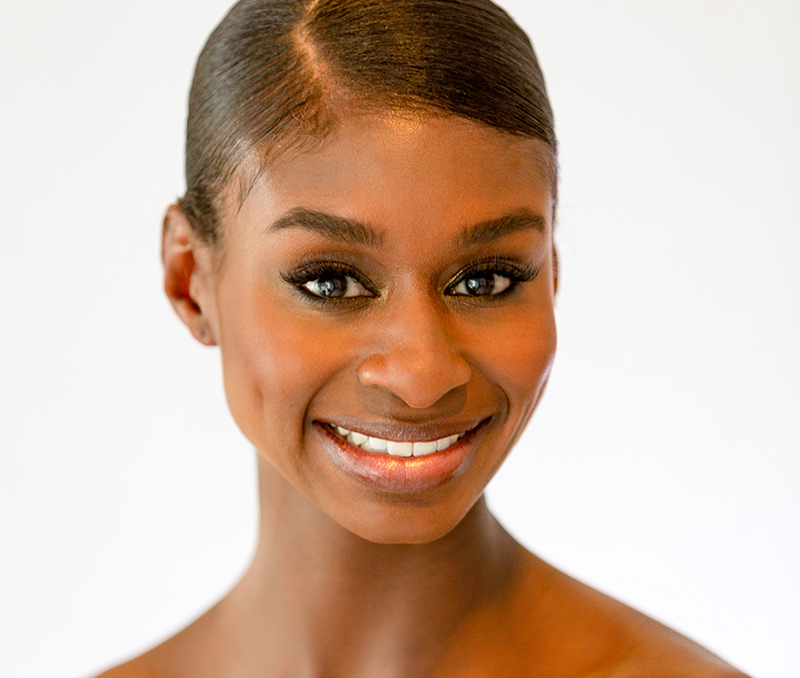 Ashley Murphy-Wilson danced with the Dance Theatre of Harlem for 13 years and is in her sixth season with The Washington Ballet.