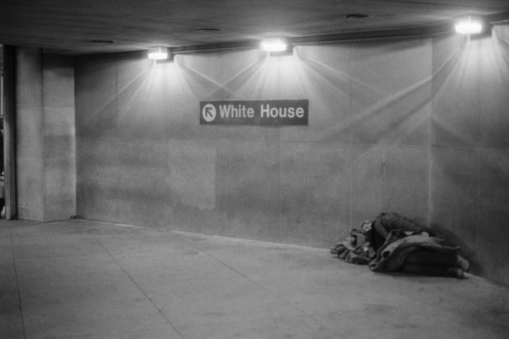 Has the pandemic led to more homelessness?