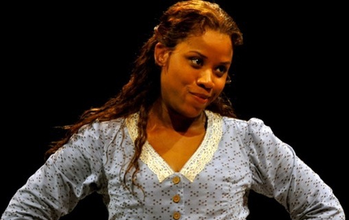 Eleasha Gamble grew up in Takoma Park, studied musical theater at Catholic University and has landed major roles in theaters locally and nationally.