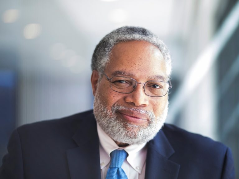 Lonnie Bunch is the founding director of the National Museum of African American History and Culture and  took the helm of the entire Smithsonian Institution in June 2019.
