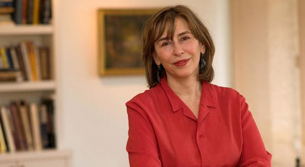 """Reading Lolita in Tehran"" author Azar Nafisi."